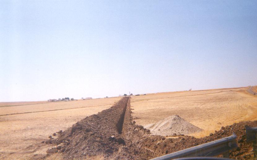 Conducción De Agua Al Rincón De Ballesteros