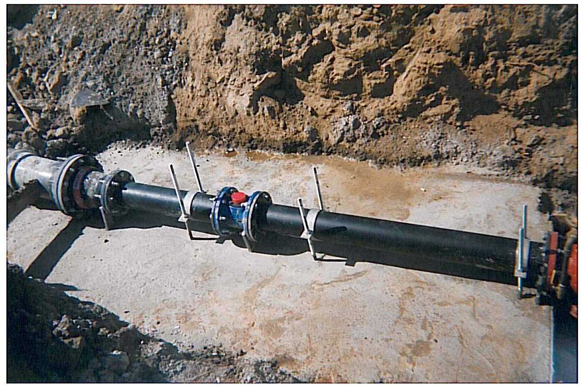 Abastecimiento En Márgen Izquierda Del Río Zujar